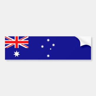 Australia/Australian Flag Bumper Sticker