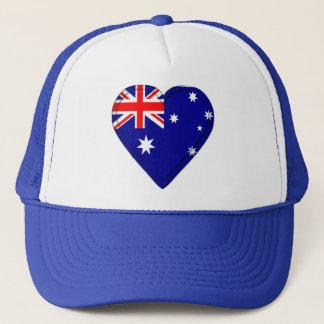 Australia Australian Flag Trucker Hat