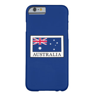 Australia Barely There iPhone 6 Case