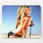 Australia Bikini Bash Mousepads