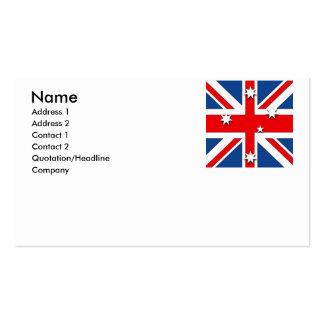 Australia Business Card
