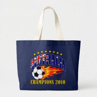 Australia Champions Jumbo Tote Bag