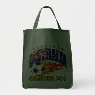 Australia Champions Grocery Tote Bag