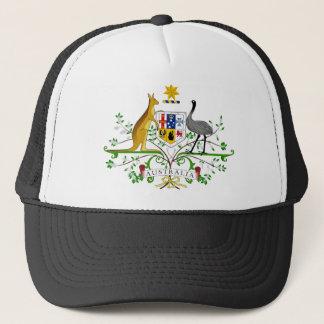 Australia Coat of Arms Hat