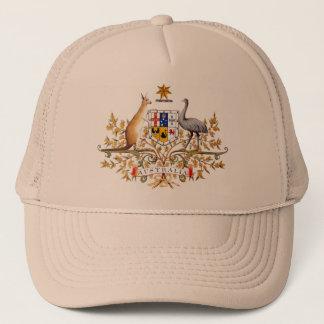 Australia Coat of Arms Hat