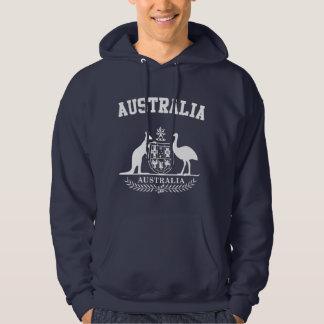 Australia Coat of Arms Hoodie