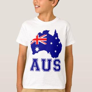 Australia Continent T-Shirt