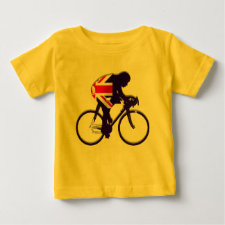 Australia Cycling gifts for Aussie Bicycle fans Baby T-Shirt