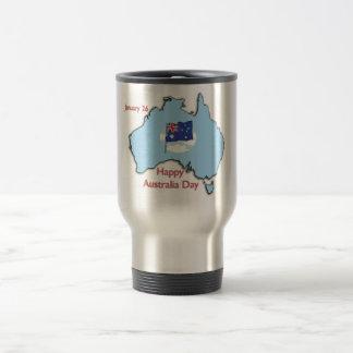Australia Day January 26 Mugs