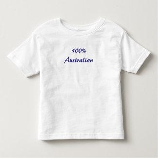Australia Day toddler t-shirt - 100% Australian