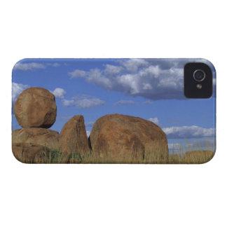 Australia, Devil's Marbles. Spherical sandstone Case-Mate iPhone 4 Case