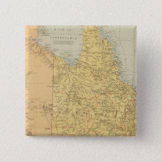 Australia East 15 Cm Square Badge
