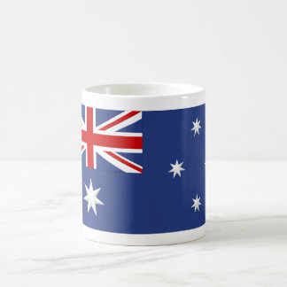 Australia Flag 3D 1 Coffee Mug