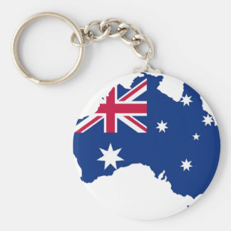 Australia flag Australia styles Design Key Ring