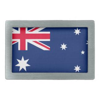Australia Flag Belt Buckle