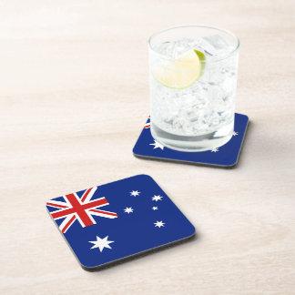 Australia Flag Coaster