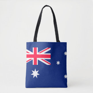 Australia flag image for All-Over-Print-Tote-Bag Tote Bag