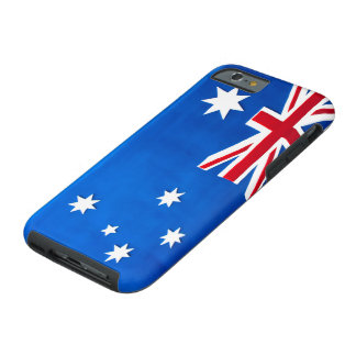 Australia Flag image for iPhone 6 plus Vibe Tough iPhone 6 Case