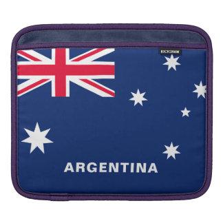 Australia Flag iPad Sleeves