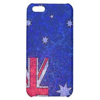 AUSTRALIA FLAG iPhone 4 Speck Case Case For iPhone 5C