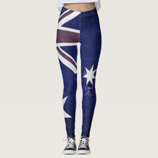 Australia Flag Leggings