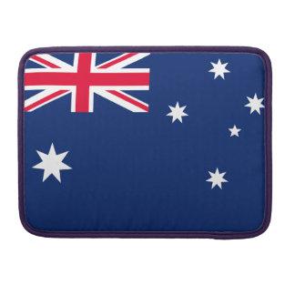 Australia Flag MacBook Sleeve Pro