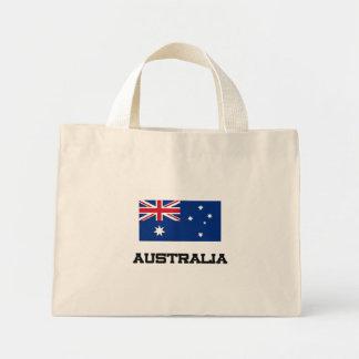 Australia Flag Mini Tote Bag