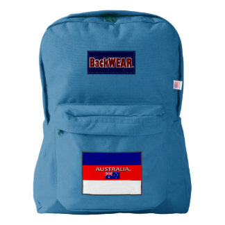 Australia Flag Modern backpacks Buy Online Backpack