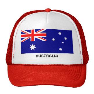 Australia: Flag of Australia Cap