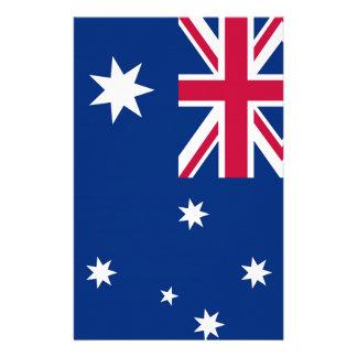 Australia Flag Stationery