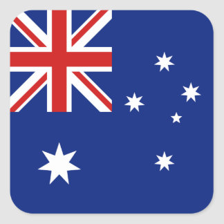 Australia Flag Sticker