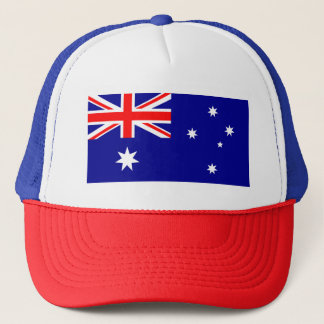 Australia Flag Trucker Hat