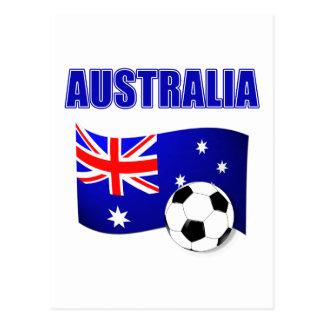 Australia Football 2442 Postcard