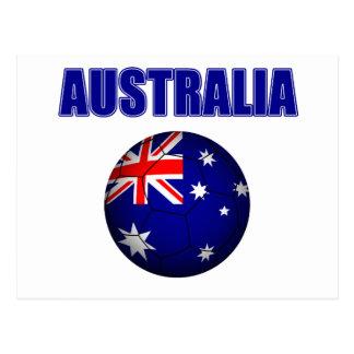 Australia Football 2841 Postcard