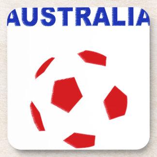 Australia Football 5729 Beverage Coaster