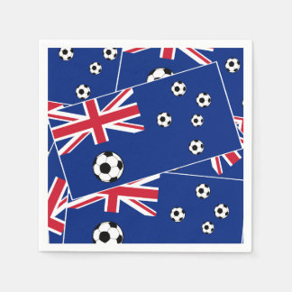 Australia football flag s6 pillow.png paper serviettes