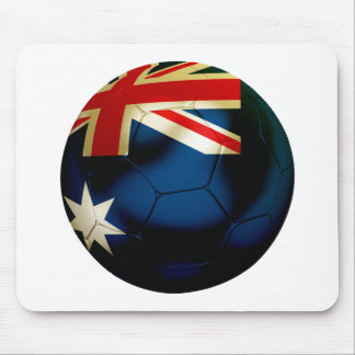 Australia Football Mousepads