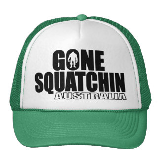 AUSTRALIA Gone Squatchin - Original Bobo Cap