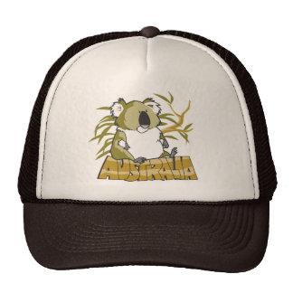 Australia Mesh Hat