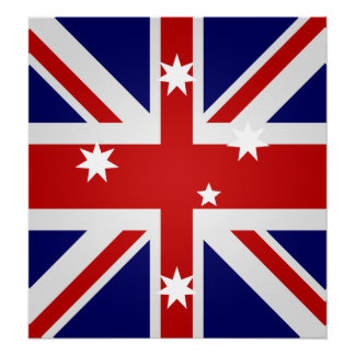Australia High quality Flag Posters