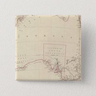 Australia in 1839 15 cm square badge