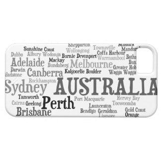 AUSTRALIA iPhone 5 Case