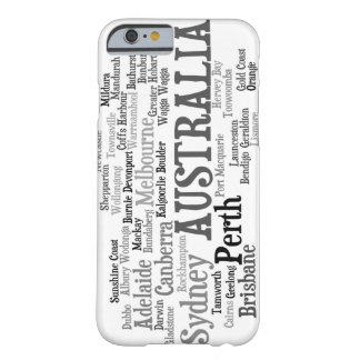 AUSTRALIA iPhone 6 case