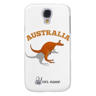 Australia, jumping Kangaroo HTC Vivid / Raider 4G Case