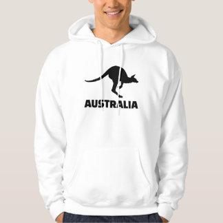 Australia kangaroo hoodie