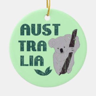 Australia Koala Bear Ornament