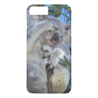 Australia, Koala Phasclarctos Cinereus) iPhone 8 Plus/7 Plus Case