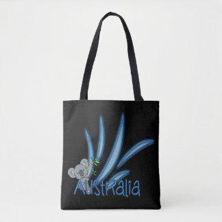 Australia Koala Tote Bag