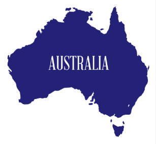 Australia Map Jigsaw.Map Of Australia Jigsaw Puzzles Zazzle Co Uk