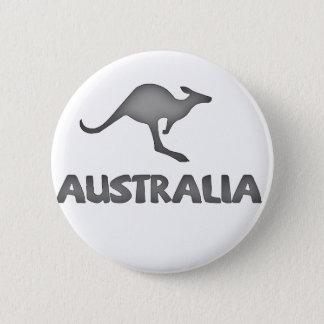 Australia Mate! 6 Cm Round Badge